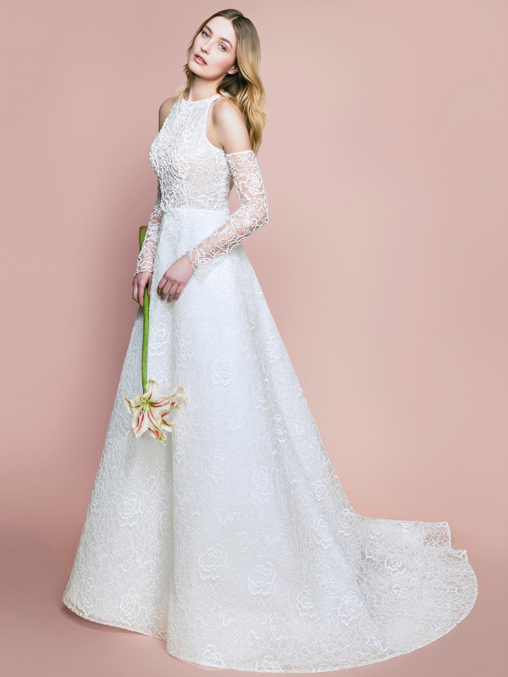4e7d0efc317e Collezione 2018 Blumarine abiti da sposa più belli