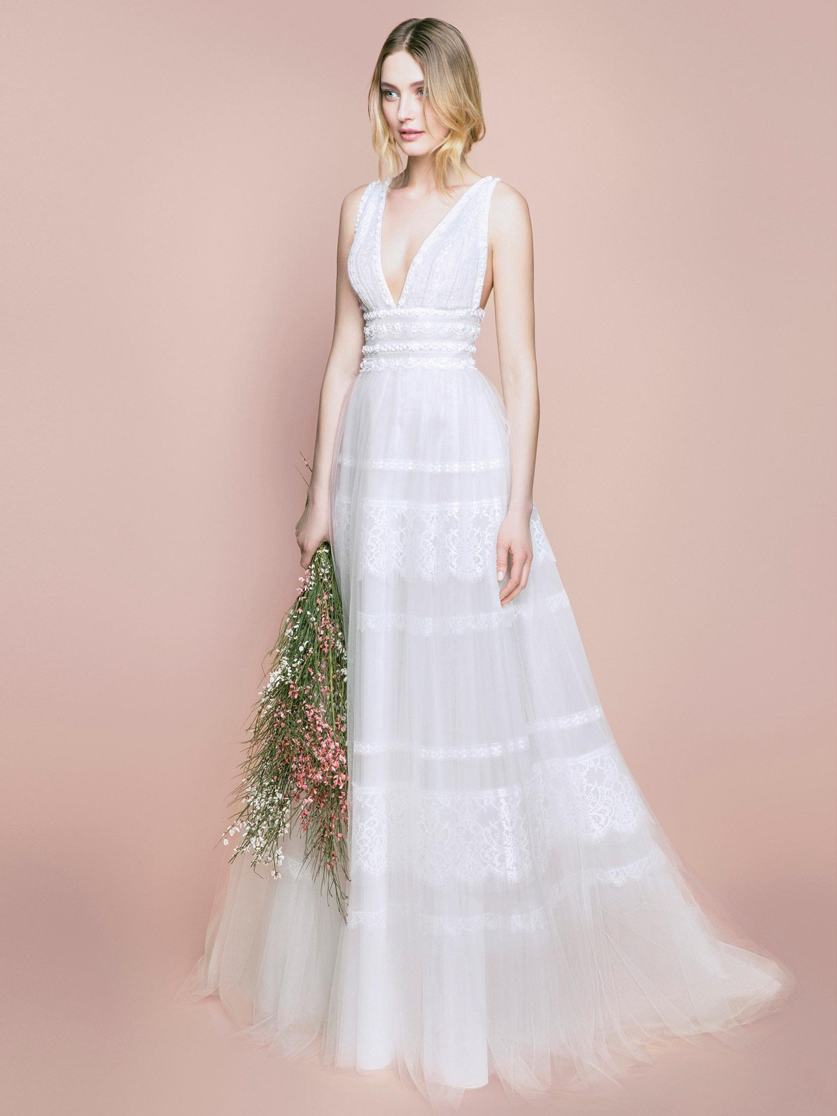 reputable site 9680e 1c7ff Blumarine abiti da sposa