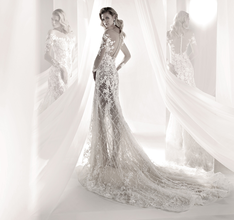 abiti da sposa luxury by nicole