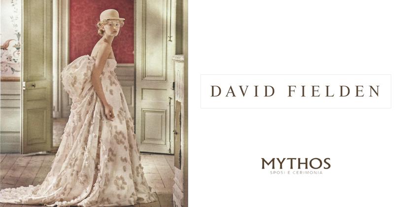 David Fielden abiti sposa