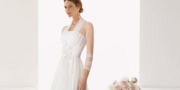 vestiti da sposa rosa clarà